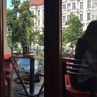 Photo taken at Public Cafe by Pawel L. on 6/18/2016