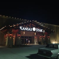 Photo taken at Kansas Star Casino by Sonya E. on 6/23/2013