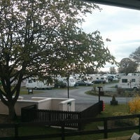 Photo taken at Oswestry Camping and Caravanning Club Site by Bumferry H. on 5/4/2013