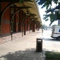 Photo taken at Amtrak: Harrisburg Transportation Center (HAR) by Sean L. on 9/17/2012