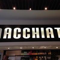 Photo taken at Macchiato Espresso Bar by Robert G. on 5/9/2013