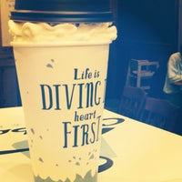 Photo taken at Caribou Coffee by Emily 🌸 on 10/27/2013