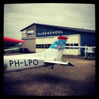 Photo taken at Teuge International Airport (EHTE) by A&J V. on 11/9/2012