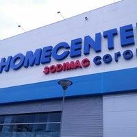 Photo taken at Homecenter y Constructor Cedritos by Luis P. on 7/13/2013
