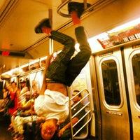 Photo taken at MTA Subway - L Train by Ryan W. on 6/29/2013