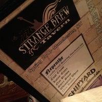 Photo taken at Strange Brew Tavern by Jenny C. on 6/21/2013