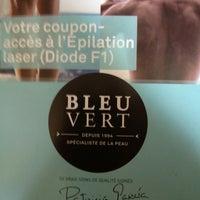 Photo taken at Clinique Bleu-Vert by Sacha C. on 5/8/2013