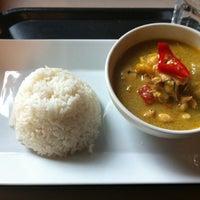 Photo taken at Tasty Thai by Joana M. on 2/12/2013