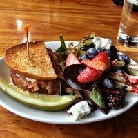 Photo taken at La Brioche True Food by Melissa J. on 1/31/2013