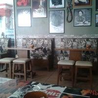 Photo taken at Cafe Cine by Koray Ç. on 8/13/2013