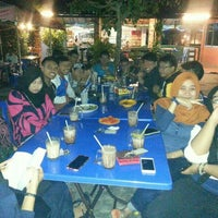 Photo taken at Dusun Bay Restaurant & Cafe by ® on 7/7/2015