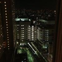 Photo taken at ホテル ヴィアイン東京大井町 by ystk s. on 2/21/2013