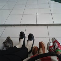 Photo taken at Gedung D FKIP UNS by Azhari F. on 11/8/2014