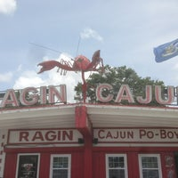 Photo taken at Ragin Cajun by Zachary S. on 5/24/2013