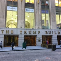 Photo taken at Trump Building by Carmen P. on 10/14/2016