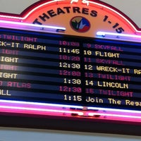 Photo taken at Regal Cinemas Fox Run 15 & RPX by Don F P. on 11/18/2012
