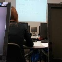 Photo taken at Visoko učilište Algebra by Goran Š. on 6/30/2014