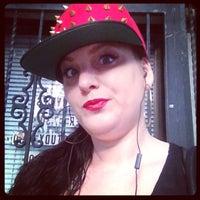 Photo taken at MTA Bus - B46/B46+SBS+ @ Utica Avenue/Malcolm X Blvd & Fulton Street by NiNi I. on 6/28/2013