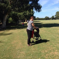 Photo taken at Meadowbank Park by Monina S. on 12/4/2015
