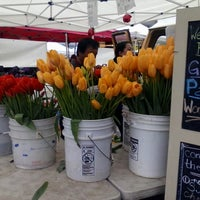 Photo taken at West Seattle Farmers Market by Athena N. on 5/12/2013