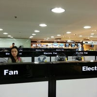 Photo taken at SM Appliance Center by Jeck O. on 5/15/2013