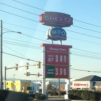 Photo taken at Sheetz by Kayla B. on 1/23/2013