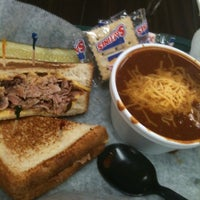 Photo taken at Sol's Deli by Wesley C. on 11/20/2013