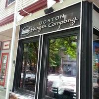 Photo taken at Boston Burger Company by Ian W. on 7/5/2013
