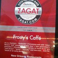 Photo taken at Frosty's Café by Hali on 5/15/2013