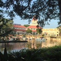 Photo taken at Disney's Port Orleans Riverside Resort by Bill C. on 7/22/2013
