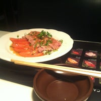 Photo taken at Robata of Tokyo by Rob T. on 9/8/2013