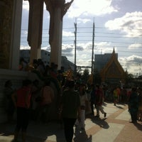 Photo taken at วัดช่องนนทรี by Pop T. on 5/26/2013