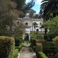 Photo taken at Hacienda La Cienega by Maria Camila C. on 6/17/2013
