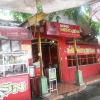 Photo taken at Bebek Mercon by Bumi C. on 3/2/2014