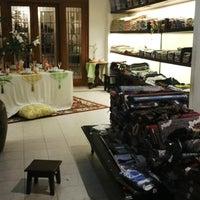Photo taken at House of Danar Hadi by Irfan D. on 12/14/2013