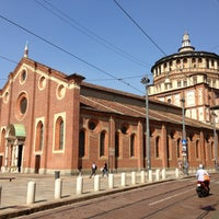Photo taken at Santa Maria delle Grazie by Luciano C. on 6/18/2013