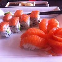 Photo taken at SushiBar by Hartmut M. on 8/10/2013