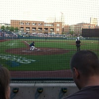 Photo taken at Huntington Park by Jamie R. on 8/10/2012