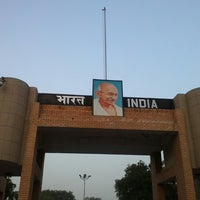 Photo taken at Wagah Border - India Pakistan Border by Swarad M. on 5/20/2013