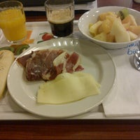 Photo taken at Ibis Hotel Sevilla by Daniel G. on 2/13/2014