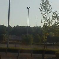 Photo taken at Parking Utopolis by Cindy C. on 6/2/2013