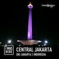 Photo taken at Monumen Nasional (MONAS) by Yulita S. on 5/14/2013