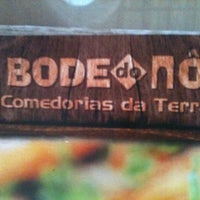 Photo taken at Bode do Nô by Helio F. on 10/2/2012