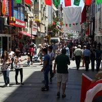Photo taken at Karşıyaka by Mücahit Ç. on 5/19/2013