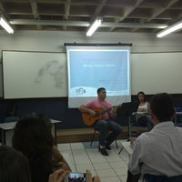 Photo taken at Faculdade Santa Terezinha - CEST by Julianna R. on 6/10/2013