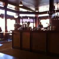 Photo taken at Spot Coffee Delaware Cafe by robby on 3/28/2011