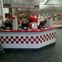 Photo taken at Five Guys by James R. on 8/12/2011