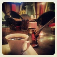Photo taken at Le Jardin Cafe by Adel A. on 6/4/2013