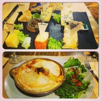 Photo taken at Pain, Vin, Fromage by Lucie C. on 1/30/2014