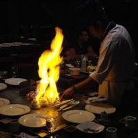 Photo taken at Yamato Japanese Restaurant by Alice P. on 5/20/2013